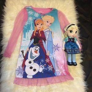 Frozen Nightgown